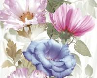 Fantasy Flowers Панно (из 2-х штук) 40х50